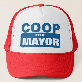 市長のためのおり キャップ