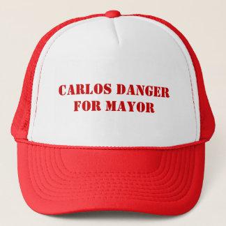 市長-アンソニーのウィーナーの帽子のためのカーロスの危険 キャップ