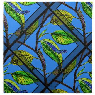布のナプキンの幼虫の芸術の自然の芸術 ナプキンクロス