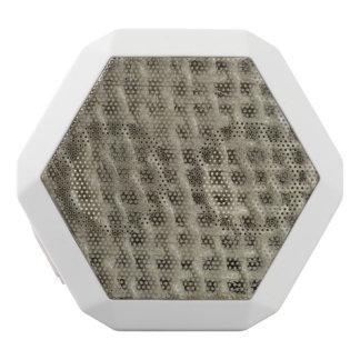 布の質のスピーカー ホワイトBluetoothスピーカー