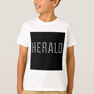 布告者の正方形 Tシャツ
