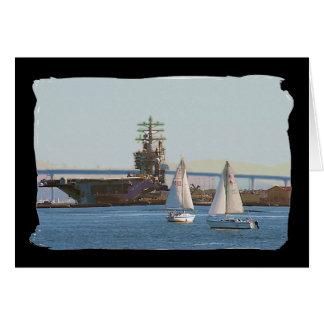 帆サンディエゴ カード