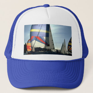 帆ボートの帽子 キャップ