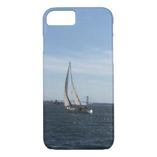 帆ボートの電話またはタブレットの箱 iPhone 8/7ケース