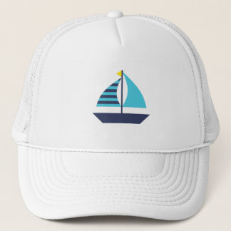 帆ボート キャップ