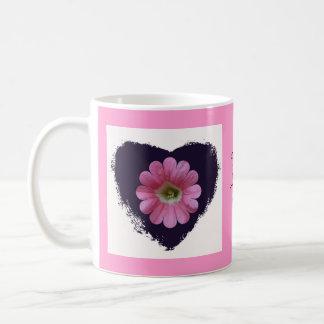 帆立貝のペチュニアの母の日のマグ コーヒーマグカップ