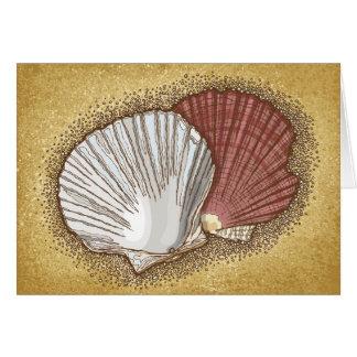 帆立貝貝 カード