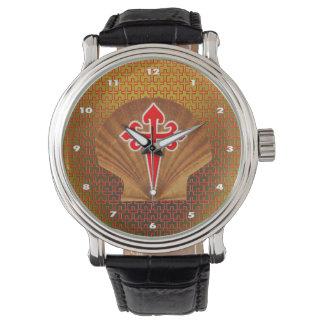 帆立貝貝 腕時計