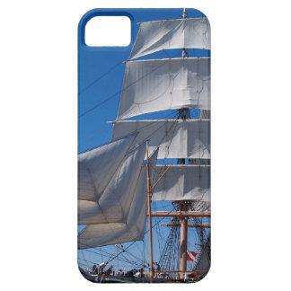 帆船のiPhone 5のカスタムの穹窖ID iPhone SE/5/5s ケース