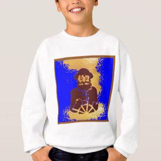 帆船員の旅行 スウェットシャツ