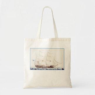 帆船 トートバッグ