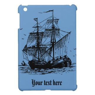 帆船 iPad MINIカバー