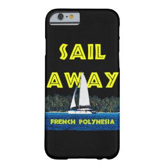 帆遠くになBora Bora Barely There iPhone 6 ケース