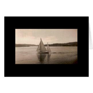 帆 カード