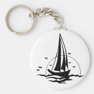帆 キーホルダー