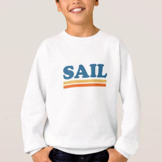 帆 スウェットシャツ
