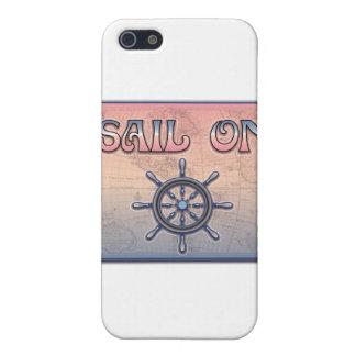 帆 iPhone 5 CASE