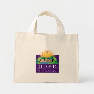 希望のキャンバスのバッグ ミニトートバッグ