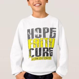 希望の信心療法の子宮内膜症のTシャツ及び服装 スウェットシャツ