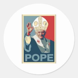 希望の法皇 ラウンドシール