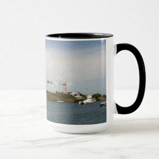 希望の町、バハマ マグカップ