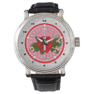希望の私達の女性 腕時計