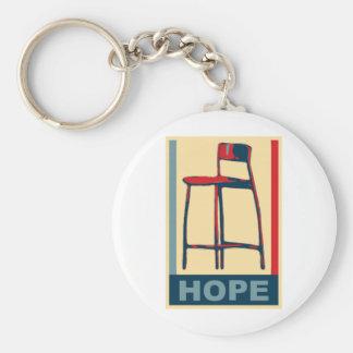 希望のEastwooding見えないオバマの椅子 キーホルダー
