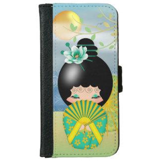 希望のKoshiniの人形のiPhone 6の財布の箱 iPhone 6/6s ウォレットケース
