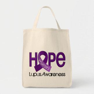 希望はループス2重要です トートバッグ