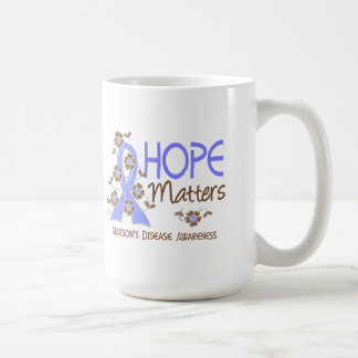 希望は病気3 Addisonの重要です コーヒーマグカップ
