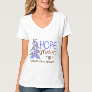 希望は病気3 Addisonの重要です Tシャツ