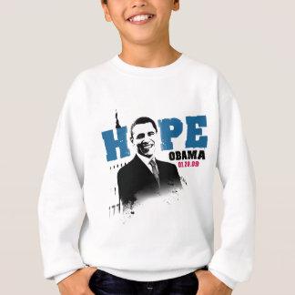 希望オバマ01-20-09 スウェットシャツ