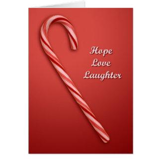 希望愛笑い声 カード