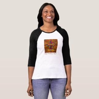 希望治療教会Raglanイエス・キリストはTシャツを救います Tシャツ