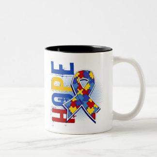 希望2の自閉症 ツートーンマグカップ