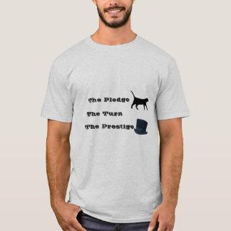帖当…回転…威信 Tシャツ