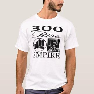 帝国の300の上昇 Tシャツ
