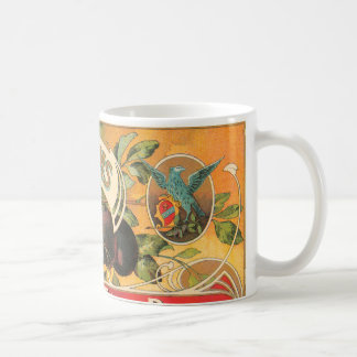 帝国プラム コーヒーマグカップ