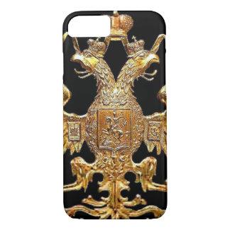 帝国ロシアのな社会の頂上のiPhone 7の場合 iPhone 8/7ケース