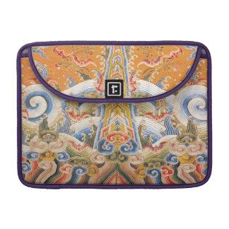 帝国中国のなドラゴンローブ MacBook PROスリーブ