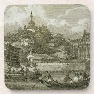 帝国宮殿、Pekiの庭の眺め コースター