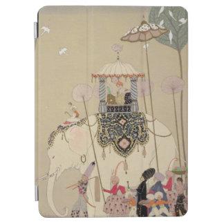帝国行列(色のlitho) iPad air カバー