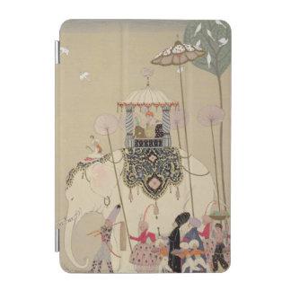 帝国行列(色のlitho) iPad miniカバー