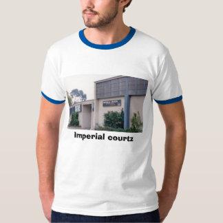 帝国com ctrの帝国courtz tシャツ