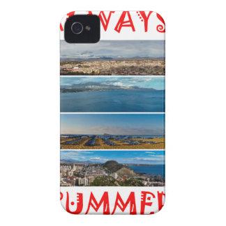 常に夏 Case-Mate iPhone 4 ケース