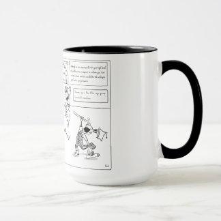 「常に学生」のマグ マグカップ