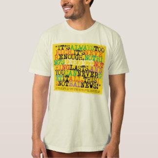 「常に Tシャツ