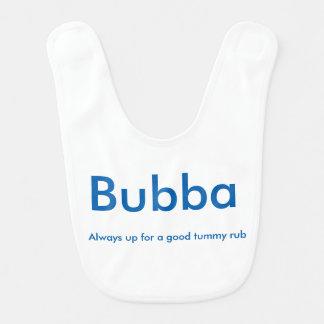 """""""常にBubbaのよだれかけよいおなかの摩擦のために"""" ベビービブ"""