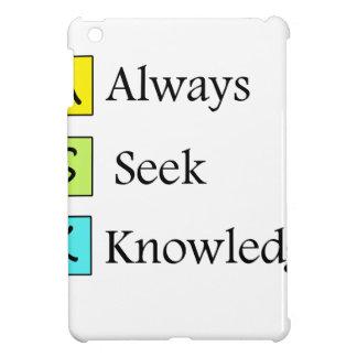 常にsのシークkの知識 iPad miniケース