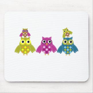 常のOwl愛 マウスパッド